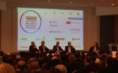 L'œil de CashLab aux Rencontres du BFR, du cash et de la performance financière 2015 d'Option Finance