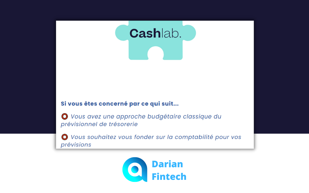 Article Darian Fintech - Cashlab
